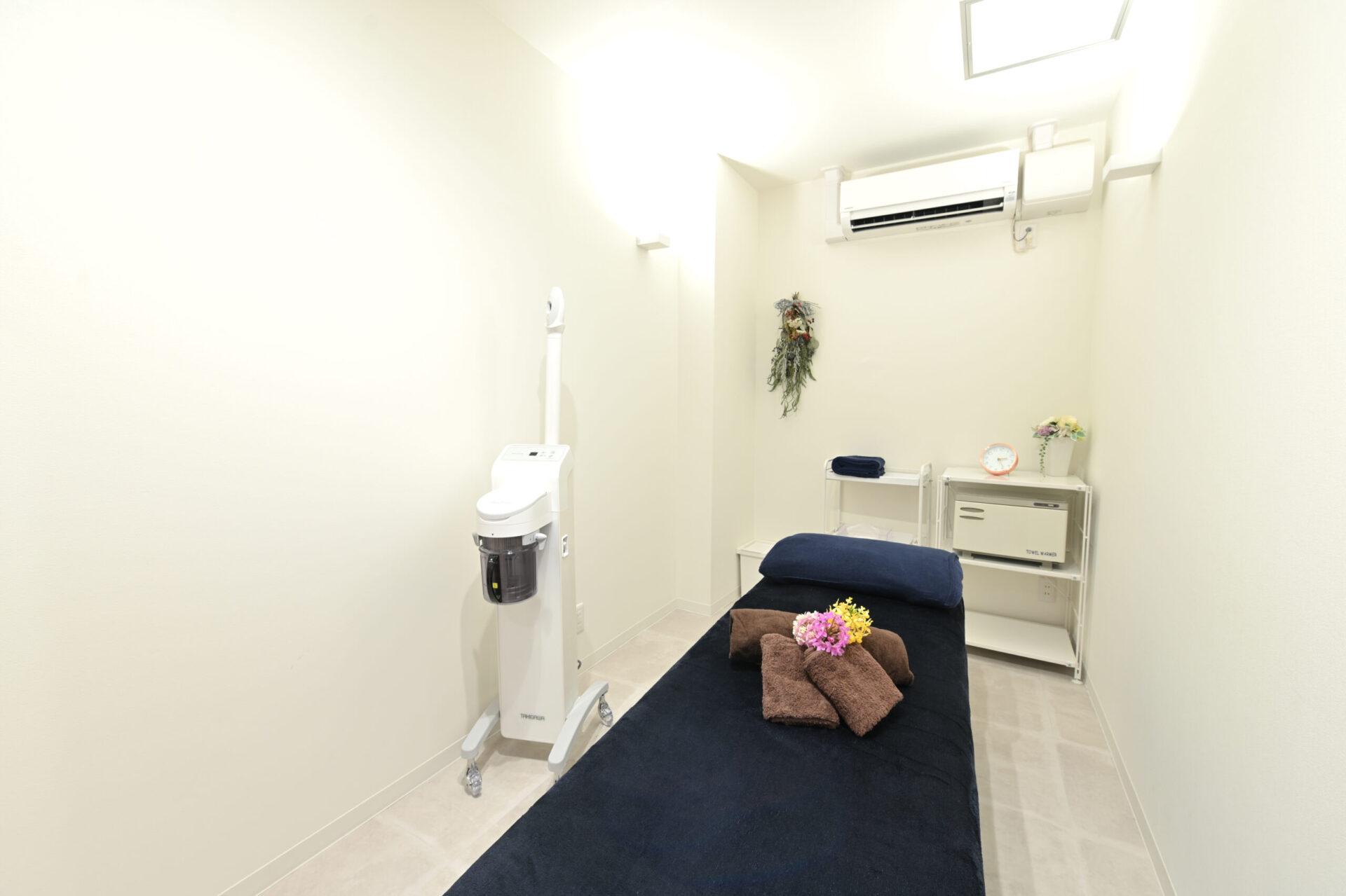 完全個室のリラックス空間:イメージ